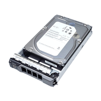 Hard Disc Drive dedicated for DELL server 3.5'' capacity 4TB 7200RPM HDD SAS 6Gb/s 0202V7