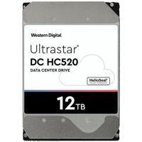 Hard Disk Drive Western Digital Ultrastar DC HC520 (He12) 3.5'' HDD 12TB 7200RPM SATA 6Gb/s 256MB | 0F30146