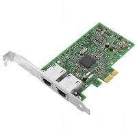 Network Card DELL  2x RJ-45 PCI Express 1Gb   540-BBGY-RFB