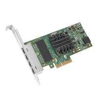 Network Card DELL DNFCD-RFB 4x RJ-45 PCI Express 1Gb