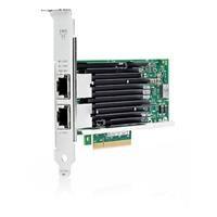 Network Card HPE 716591-B21-RFB 2x RJ-45 PCI Express 10Gb