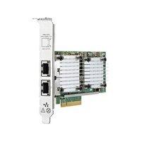 Network Card HPE RENEW | 656596R-B21 2x RJ-45 PCI Express 10Gb