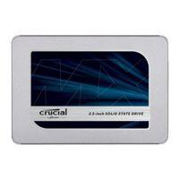 SSD disk Crucial MX500 1TB 2.5'' SATA 6Gb/s TLC 3D-NAND | CT1000MX500SSD1