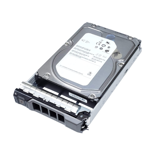 Hard Disc Drive dedicated for DELL server 3.5'' capacity 600GB 15000RPM HDD SAS 6Gb/s W347K  | J762N |  ST3600057SS
