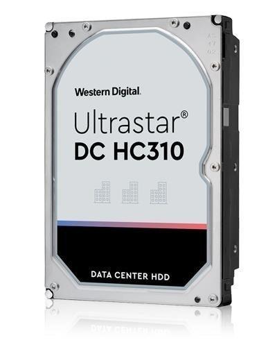 Hard Disk Drive Western Digital Ultrastar DC HC310 (7K6) 3.5'' HDD 4TB 7200RPM SATA 6Gb/s 256MB | 0B35950