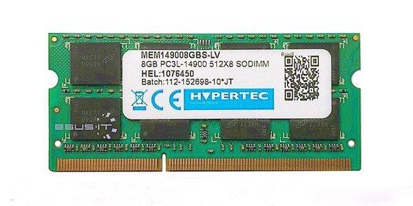 Memory RAM 1x 8GB HYPERTEC SO-DIMM DDR3 1866MHz PC3-14900   MEM149008GBS-LV