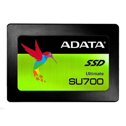 SSD disk ADATA SU700 240GB 2.5'' SATA 6Gb/s TLC 3D-NAND | ASU700SS-240GT-C